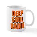 DEEP SOUL RADIO logo Mugs