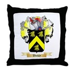Weekly Throw Pillow