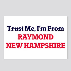 Trust Me, I'm from Raymon Postcards (Package of 8)