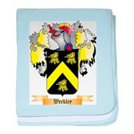 Weekley baby blanket