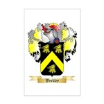 Weekley Mini Poster Print