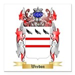 Weedon Square Car Magnet 3