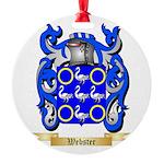 Webster Round Ornament