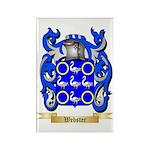 Webster Rectangle Magnet (100 pack)