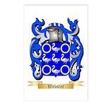 Webster Postcards (Package of 8)