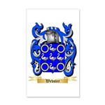 Webster 20x12 Wall Decal