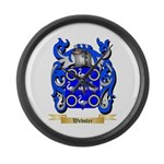 Webster Large Wall Clock