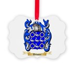 Webster Picture Ornament