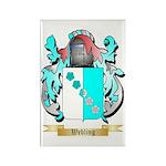 Webling Rectangle Magnet (100 pack)