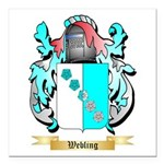 Webling Square Car Magnet 3