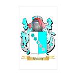 Webling Sticker (Rectangle 50 pk)