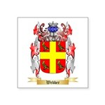 Webber Square Sticker 3