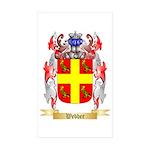 Webber Sticker (Rectangle 50 pk)