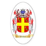 Webber Sticker (Oval 10 pk)