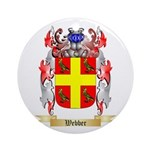 Webber Round Ornament