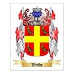 Webbe Small Poster