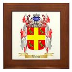 Webbe Framed Tile