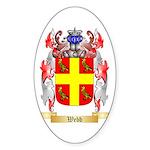 Webb Sticker (Oval)