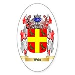 Webb Sticker (Oval 10 pk)