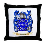 Weavers Throw Pillow