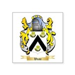 Weate Square Sticker 3