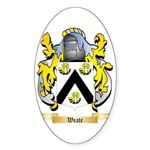 Weate Sticker (Oval 50 pk)