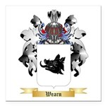 Wearn Square Car Magnet 3