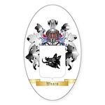 Wearn Sticker (Oval 10 pk)