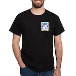 Wearing Dark T-Shirt