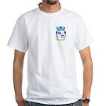 Wearing White T-Shirt