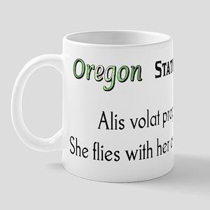 Oregon State Motto Mug