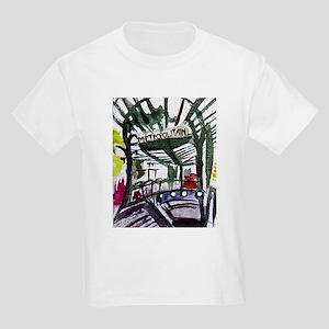 Metro Watercolor Sketch T-Shirt