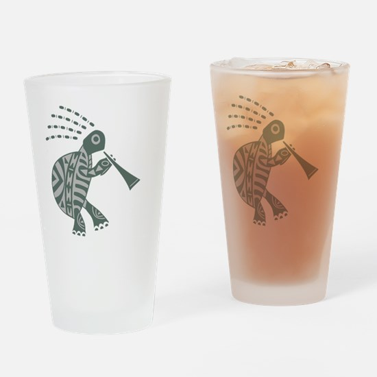Unique Wow Drinking Glass