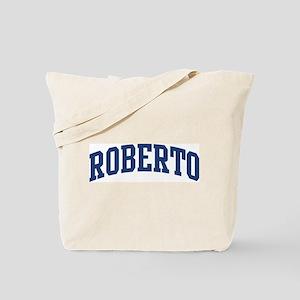 ROBERTO design (blue) Tote Bag