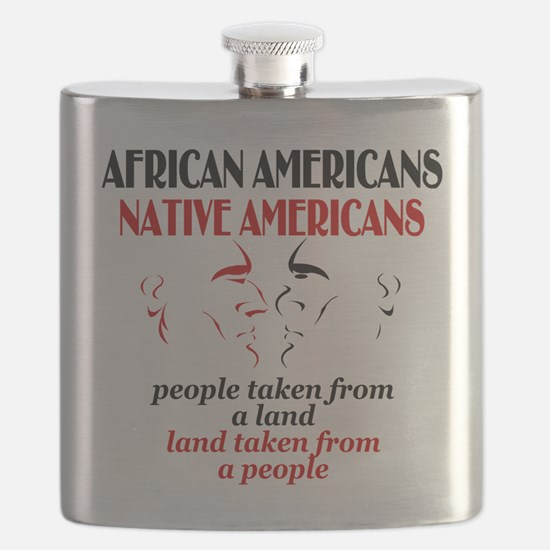 Native American Flask