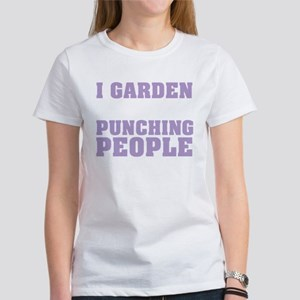 Garden Instead of Punching People T-Shirt