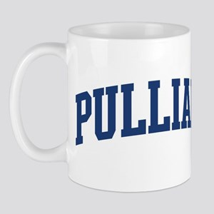 PULLIAM design (blue) Mug