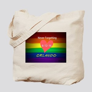 Orlando never forgetting 6-12-16 Tote Bag