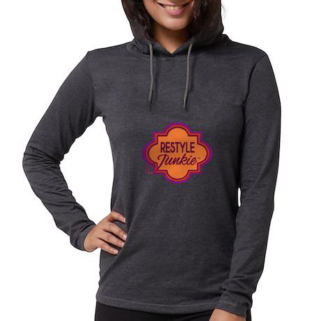 Restyle Junkie Logo Long Sleeve T-Shirt