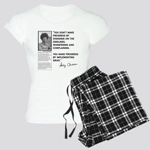 Shirley Chisholm Women's Light Pajamas