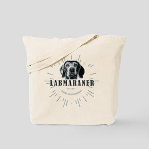 Labmaraner: Canine Extraordinaire Tote Bag