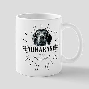 Labmaraner Mug On Your Mugs