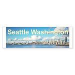 Seattle Sticker (Bumper 50 pk)