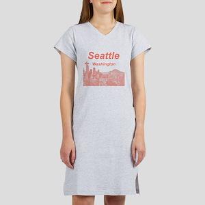 Seattle Women's Nightshirt