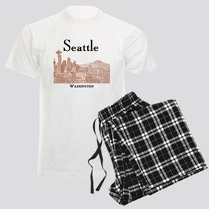 Seattle Men's Light Pajamas