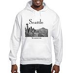 Seattle Hooded Sweatshirt