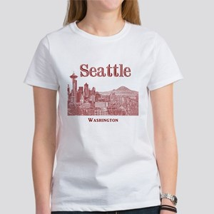 Seattle Women's T-Shirt