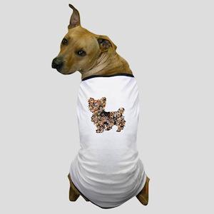 Too Many Yorkies Dog T-Shirt