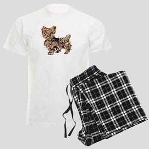 Too Many Yorkies Pajamas
