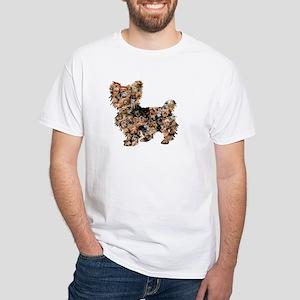 Too Many Yorkies T-Shirt